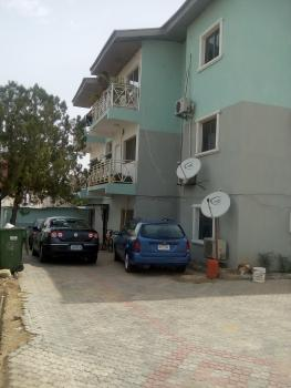 a Very Good 1 Bedroom Flat at Wuse2, Aminu Kano Crescent, Wuse 2, Abuja, Mini Flat for Rent
