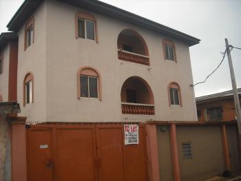 3 Bedroom Flat Apartment, 23, Obawole Estate, Ifako, Ijaiye, Lagos, Mini Flat for Rent