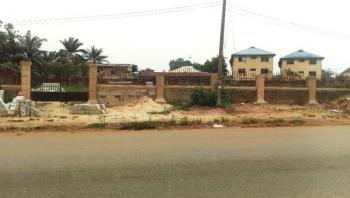 4 Plots of Land with C of O, Mcc Road, Close to Salvation Hospital, Owerri, Imo, Commercial Land for Sale
