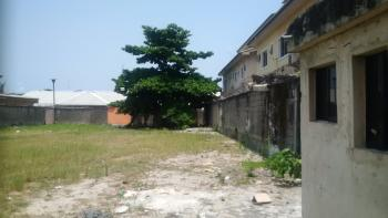 1020 Sqm of Good Land with a Perimeter Fencing and Gate, Lekki Phase 1, Lekki, Lagos, Mixed-use Land for Rent