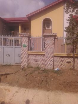 Distress Sale 4 Bedroom Terrace Duplex in an Estate, Off  Galadimawa/ Lokogoma Express, Wumba, Abuja, Terraced Duplex for Sale