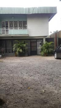 Well Spacious  4bedroom Semi Detached Duplex with 2sitting Room, Along Gbagada Oshodi Express Way, By Anthony Oke Bus Stop, Gbagada, Lagos, Office for Rent
