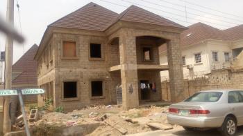 8 Blocks of 32 Unit 3 Bedroom Flats (uncompleted), Jabi Airport Junction, Life Camp, Jabi, Abuja, Block of Flats for Sale