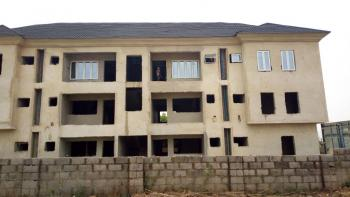 Royal Court (a Block of 6 Units 3 Bedrooms Flat), Near Aduvie School, Jahi, Abuja, Flat for Sale