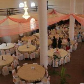 Newly Built Event Center, Ire Akari, Isolo, Lagos, Hall for Rent