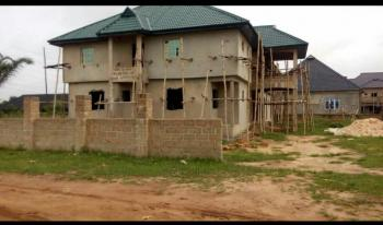 New 85% Completed 4 Flats, After Winners Chapel, Off Sapele Road, Benin, Oredo, Edo, Block of Flats for Sale