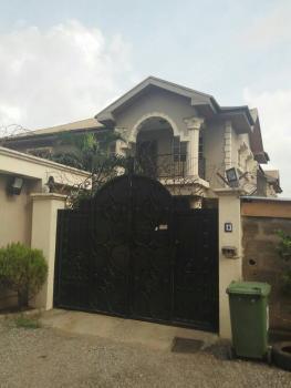 Luxury 4 Bedroom Semi Detached Duplex with Study Room, Security House Etc, Maple Wood Estate, Oko-oba, Agege, Lagos, Semi-detached Duplex for Rent