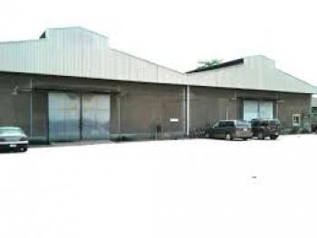 Warehouse Measuring 15,000m2 of Land with Office Block,water Front ,very Big Compound, with a Very Big Parking  Space, Creek Road, Apapa Wharf, Apapa, Lagos, Warehouse for Sale