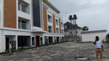 Brand New and Tastefully Finished 4 Bedroom Terrace Duplex with All Rooms En Suite, Etc@130m, Phase 2, Osborne, Ikoyi, Lagos, Terraced Duplex for Sale