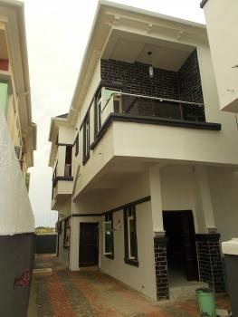 Brand New 4 Bedroom Semi-detached Duplex with a Staff Room, Ikota Villa Estate, Lekki, Lagos, Semi-detached Duplex for Sale
