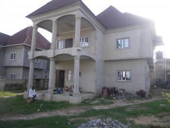 Carcass 4 Bedroom Duplex, Life Camp, Gwarinpa, Abuja, Detached Duplex for Sale