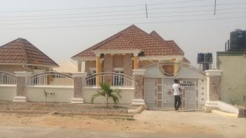 4 Bedroom Detached Bungalow with Pent House + Bq, Zone B, Apo Resettlement, Apo, Abuja, Detached Bungalow for Sale