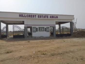 Hill Crest Estate (with R of O), Sabon-lugbe, Abuja, Behind Trademoore Estate, Lugbe District, Abuja, Residential Land for Sale