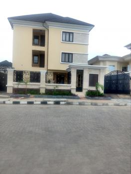 Newly and Spacious Built 4 Bedroom Town House with a Room Servant Quarters in a Serene Environment, By 5th Avenue, Banana Island, Ikoyi, Lagos, Semi-detached Duplex for Sale