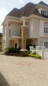 6 Bedroom Mansion with Guest Chalet, Bq & Swimming Pool, Off Limpopo, Maitama District, Abuja, Detached Duplex for Sale