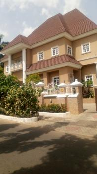 Exquisitely Finished 6 Bedroom Mansion + Guest Chalet + Bq + Swimming Pool + Gym, Maitama District, Abuja, Detached Duplex for Sale