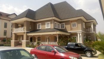 Tastefully Finished 6 Bedroom Mansion + Guest Chalet + Bq + Gym + Swimming Pool, Hassan Usman Kastina, Asokoro District, Abuja, Detached Duplex for Sale