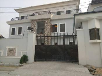 Tastefully Finished 3 Bedroom Flat (upstairs), Sunday Dare Close, Off Saleem Bus Stop Ilasan, Ikate Elegushi, Lekki, Lagos, Flat for Rent