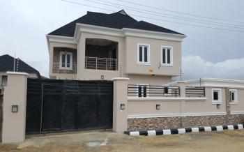 Newly Built and Luxuriously Finished 4 Bedroom Detached House with Boys Quarter, Peninsula Garden Estate, Lekki Expressway, Lekki, Lagos, Detached Duplex for Sale