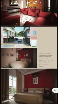 4 Bedroom Town House + 1 Bq All En Suite, Bethel Garden, Iponri, Surulere, Lagos, Terraced Duplex for Sale