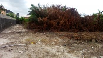 1300 Sqm Corner Piece Facing Different Roads in a Well Developed Area, Off Back of Royal Gardens Estate, Lekki Phase 2, Lekki, Lagos, Residential Land for Sale
