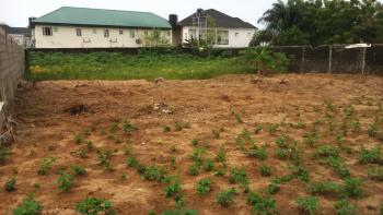 Dry Good Land Located in a Developed Area with Governors Consent  Lekki 2, Directly Behind Royal Gardens Estate, Lekki Phase 2, Lekki, Lagos, Residential Land for Sale