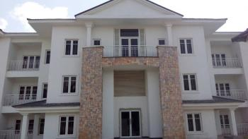 Brand New & Exquisite Built 6 Units, 3 Bedroom Serviced Flats with Bq, Off Obafemi Awolowo Way, Jabi, Abuja, Flat for Rent