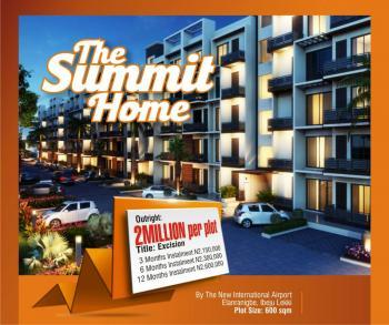Land, Summit Home, Around New International Airport, Iberekodo, Ibeju Lekki, Lagos, Industrial Land for Sale