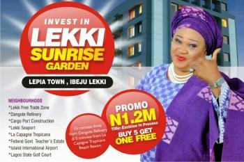 Land for Sale at Lekki Lekki Sunrise Garden, Ibeju Lekki, Lagos, Residential Land for Sale