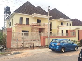 Luxury 4 Bedroom with 2 Room Bq, Fidelity Estate, Enugu, Enugu, Detached Duplex for Sale