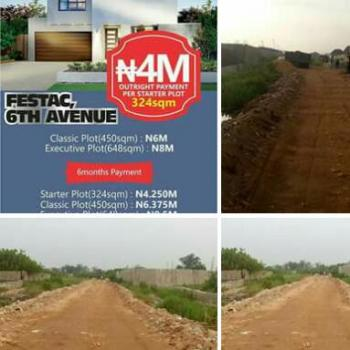 Vip Gardens, End of 6th Avenue, Festac, Isolo, Lagos, Mixed-use Land for Sale
