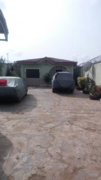 3 Bedroom Detached Bungalow on 400sqm, Off Egbe Road, Ikotun, Lagos, Detached Bungalow for Sale