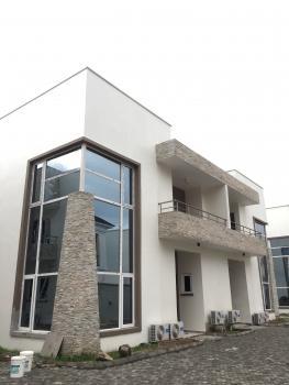 4 Bedroom Semi Detached Duplex, Royal Palm Drive, Osborne, Ikoyi, Lagos, Semi-detached Duplex for Rent