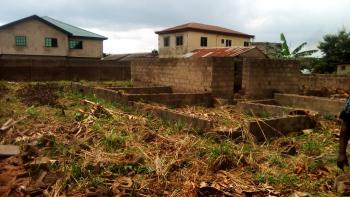 Corner Piece Land with an Uncompleted Building 2 Bedroom Flat, Ayoka Ajala Drive, Off Ibasha Magboro Access Road, Magboro, Ogun, Residential Land for Sale