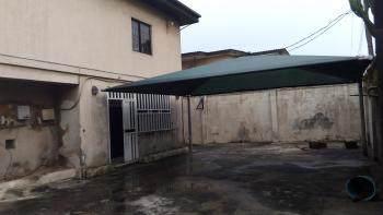 Lovely 5 Bedroom Semi Detached House on 800sqm, 2 Rooms Bq, Basement & Vacant Land, Ajao Estate, Anthony, Maryland, Lagos, Semi-detached Duplex for Sale