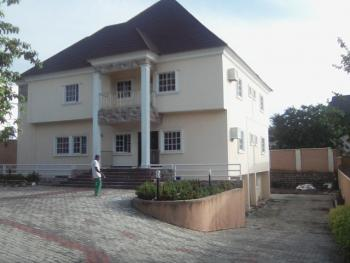 5-bedroom Detached Duplex with 2-bedroom Bq and 2-bedroom Guest Chalet and Security House, Maitama District, Abuja, Detached Duplex for Sale