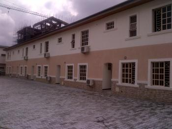 4 Bedroom Terrace House and 2 Bedroom Apartment, Osborne Phase 2, Osborne, Ikoyi, Lagos, Terraced Duplex for Rent