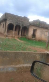 Decent Uncompleted Storey Building, Omo-osagede Close, Off Oko Central Road, Benin City, Benin, Oredo, Edo, Semi-detached Duplex for Sale