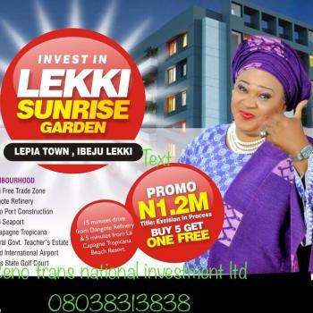 Lekki Sunrise Garden, Lepia Town, Ibeju Lekki, Lagos, Residential Land for Sale