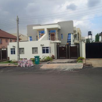 Exquisitely Built 5 Bedroom Detached Duplex with a Room Bq, Gra, Magodo, Lagos, Semi-detached Duplex for Sale