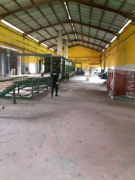 Foam Manufacturing Factory on 6.5 Acres of Land, Lagos-abeokuta Expressway, Abeokuta South, Ogun, Factory for Sale