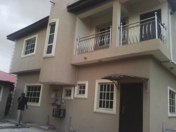 4 Bedroom Detached Duplex with a Room Bq, Shangisha Phase 2, Gra, Magodo, Lagos, Detached Duplex for Rent