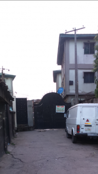Newly Renovated 3 Bedroom (top Floor) Flat, Off Apapa Road, Ebute Metta West, Yaba, Lagos, Flat for Rent
