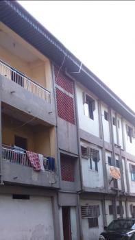 Freshly Renovated 3 Bedroom Flat, Off Apapa Road, Ebute Metta West, Yaba, Lagos, Flat for Rent