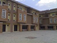 4 Bedroom Terraced Houses With Boys Quarters, Ikeja Gra, Ikeja, Lagos, 4 Bedroom Terraced Bungalow For Rent