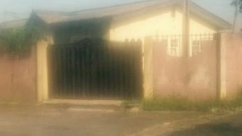 3 B/r Bungalow with a Mini Flat in an Estate, Palmview Estate, Oko-oba, Agege, Lagos, Detached Bungalow for Sale