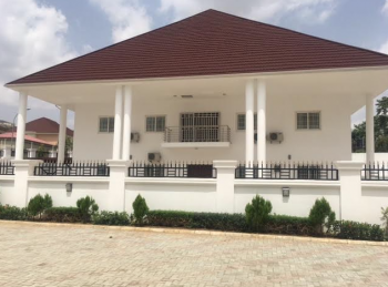 Luxury 7 Units of 5 Bedroom Duplexes, Asokoro District, Abuja, Detached Duplex for Rent