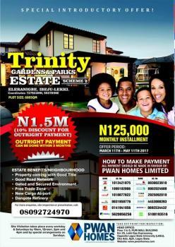 Trinity Gardens and Parks Phase 2, Eleranigbe [new International Airport], Badore, Ibeju Lekki, Lagos, Mixed-use Land for Sale