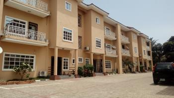 Luxury 8 Units of 4 Bedroom Terrace Duplex, 8, Yedseram Street, Off Ibb Way, Maitama District, Abuja, Terraced Duplex for Rent