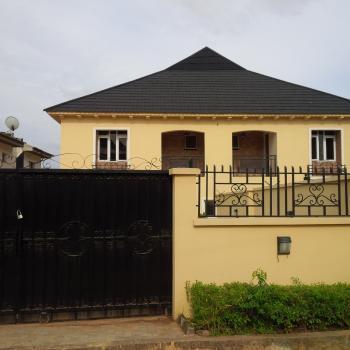 4 Bedroom Duplex, Journalist Estate Phase 2, Via Berger, Ojodu, Lagos, Semi-detached Duplex for Rent